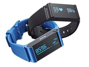 Pulse O2 Health Tracker