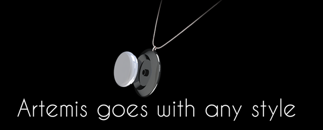 artemis is smart jewelry for personal safety