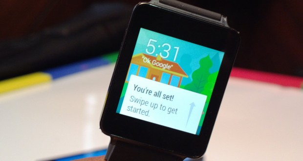 Android Wear All Set