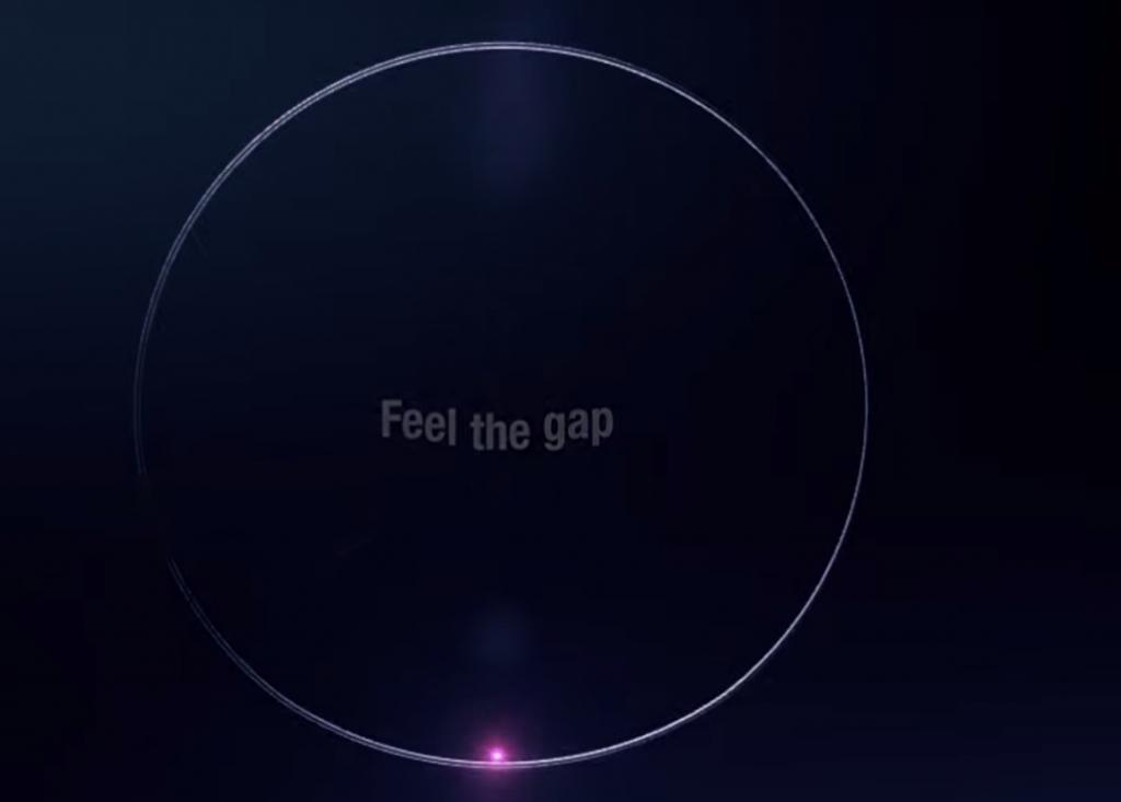 Feel The Gap Perfect Circle