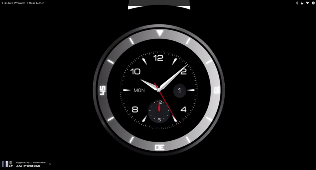 LG G Watch Look