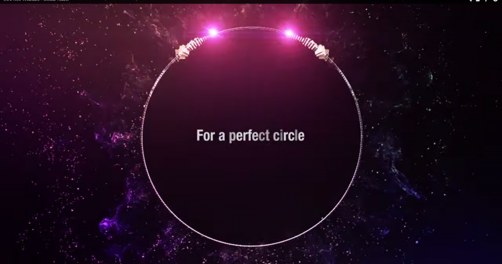 Lg G Watch Trailer Perfect Circle