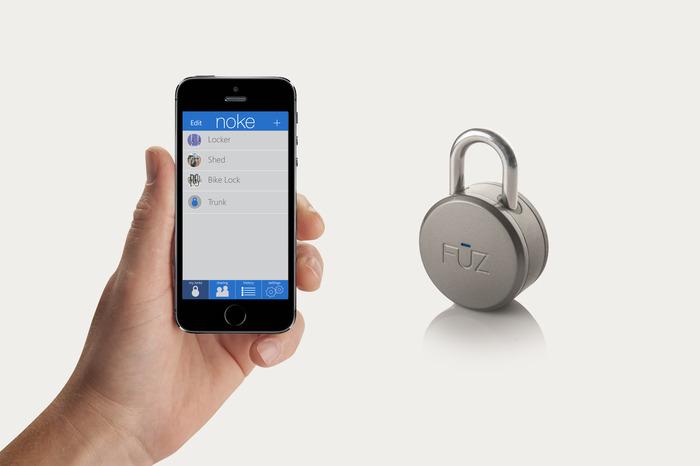 Noke Bluetooth Lock