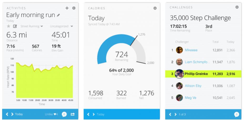 Vivo Fitnes App