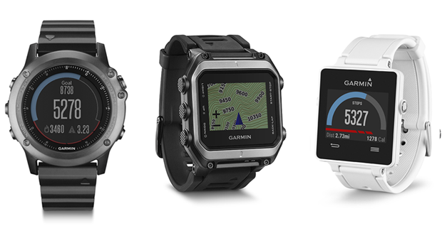 Garmin Announces three Smartwatches- Fenix 3, Epix, and ...