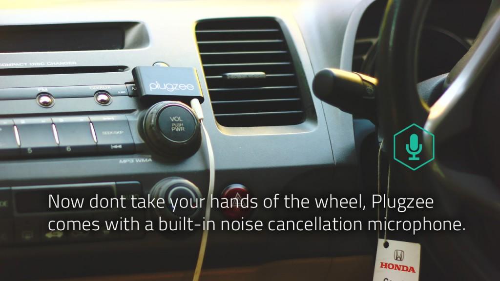 Plugzeee Car