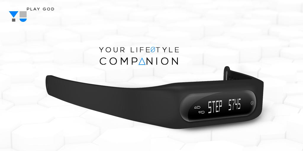 YU Fitness Tracker