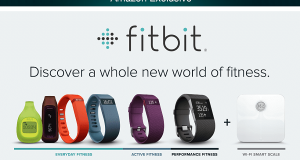 Amazon Exclsuive Fitbit