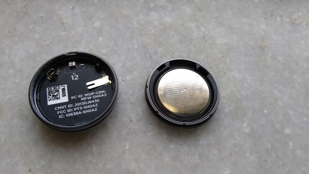Misfit Shine Battery