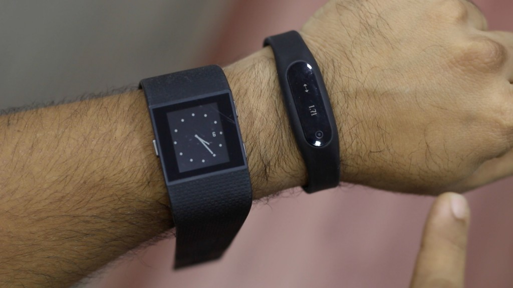 YuFit Review Display Orientation