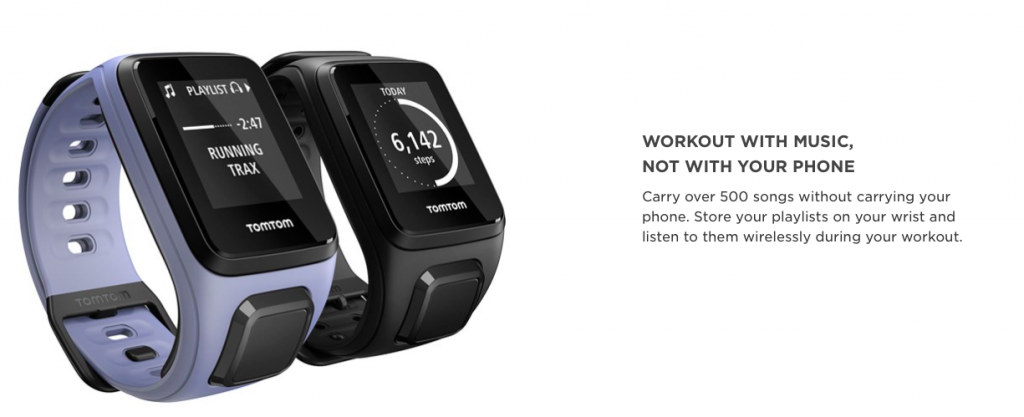 TOmTom Spark India Launch